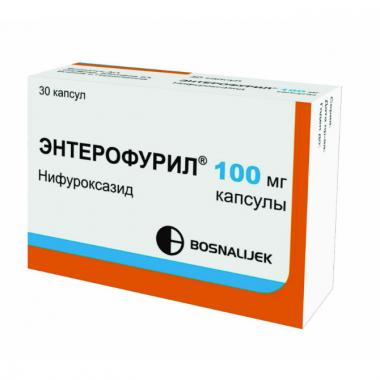 Enterofuryl 100mg N30