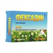 Fexadin (Fexofenadine) 0,12 N10