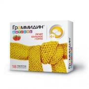 Grammidin for Children  (Gramicidin S)  N18