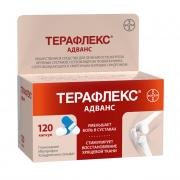 Teraflex Advance 250mg + 100mg + 200mg capsules N120