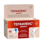 Teraflex Advance 250mg + 100mg + 200mg capsules N60