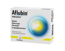 Aflubin tablets #24