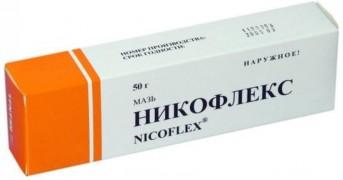 Nicoflex ointment 50 g