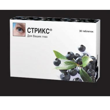Strix - Bilberry extract N30