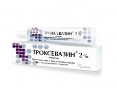 Troxevasin gel 2% 40 g
