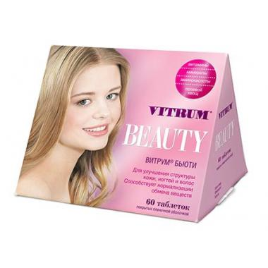 Vitrum Beauty N60 tab